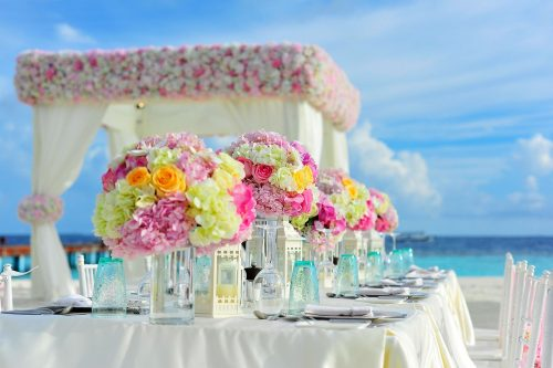 small wedding venues in California